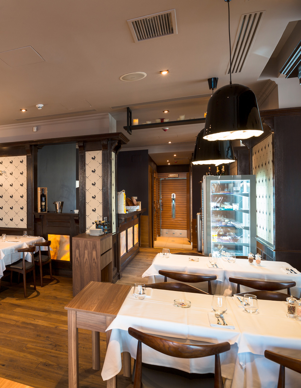 Despre redeschiderea restaurantului din Dorobanti, in Food & Bar Magazine
